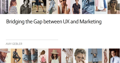 Bridging the Gap between Marketing and UX Content