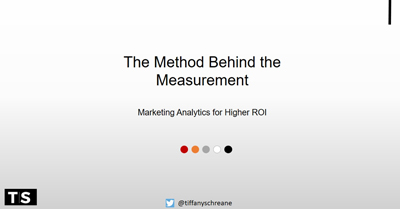 The Method Behind the Measurement: Marketing Analytics for Higher ROI
