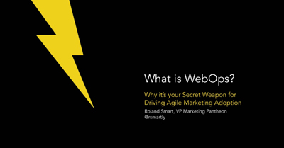 The Secret to Agile Transformation: Your Web Team