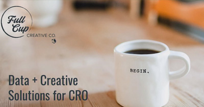 Data and Creative Solutions for CRO