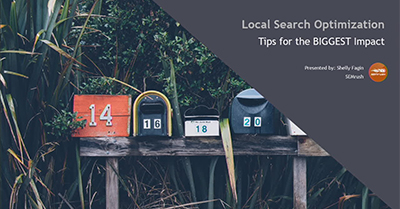 Local Search Optimization: Tips for the Biggest Impact