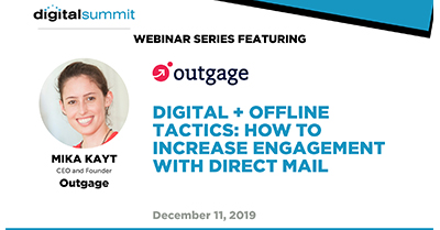 Digital + Offline Tactics: How to Increase Engagement with Direct Mail