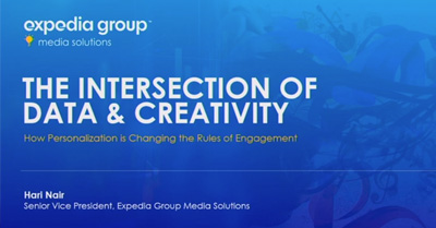 The Intersection of Data & Creativity: How Personalization is Revolutionizing the Rules of Engagement
