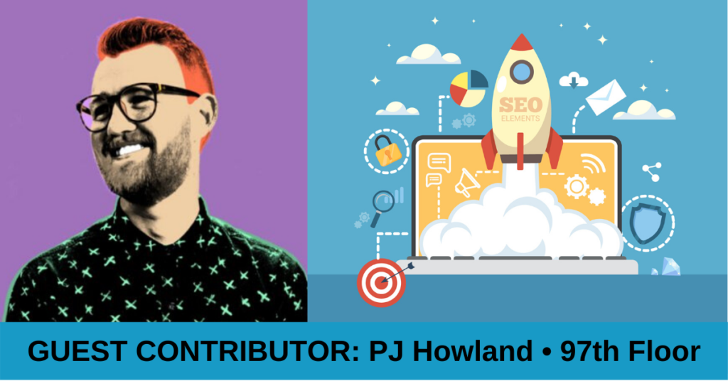 Guest Contributor - PJ Howland - Feature