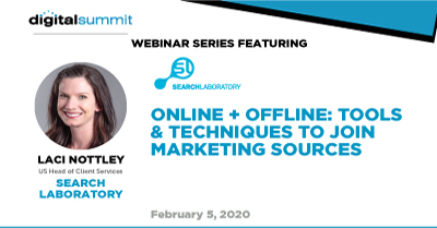 Online + Offline: Tools & Techniques to Join Marketing Sources