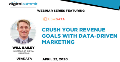 Crush your Revenue Goals with Data-Driven Marketing