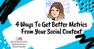 4 Ways to Get Better Metrics for Your Evolving Social Content (with Tool Recommendations!)