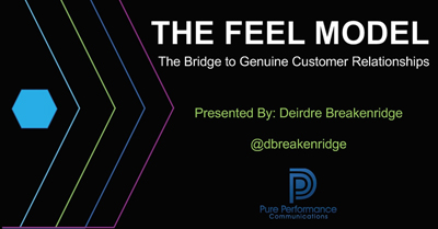 The Bridge to Genuine Customer Relationships Today: Demonstrating Empathy and Strong Ethics