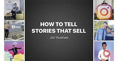 How to Tell Stories that Sell