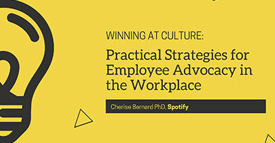 Winning at Culture: Practical Strategies for Employee Advocacy in the Workplace