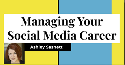 How to Make a Career in Social Media Work for You