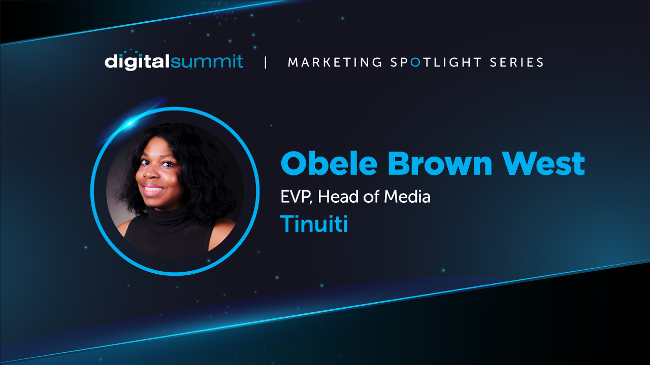[VIDEO] DS Digital Marketing Spotlight: Tinuiti Head of Media Obele Brown-West on Consumerism, Marketing, and the Lipstick Effect