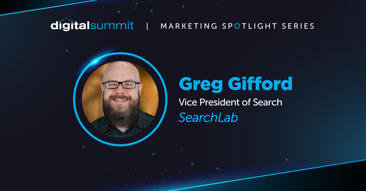 [VIDEO] DS Digital Marketing Spotlight: SearchLab VP Greg Gifford on Local Search Tips & Strategies