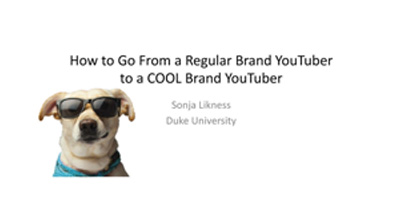 How to Go From a Regular Brand YouTuber to a COOL Brand YouTuber