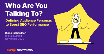 Who Are You Talking To? Defining Audience Personas to Boost SEO Performance