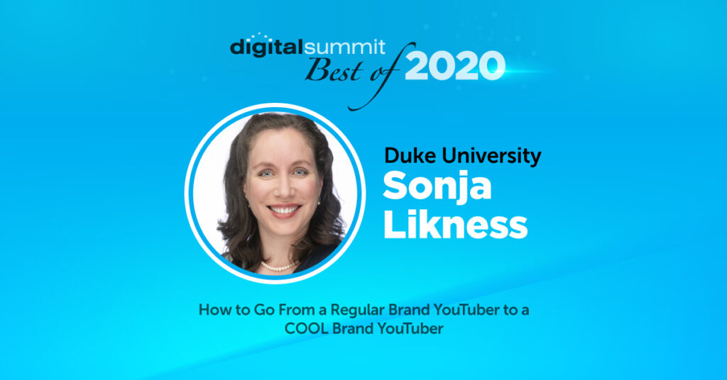 Best of DS 2020 - Sonja Likness