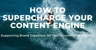 How to Supercharge Your Content Engine