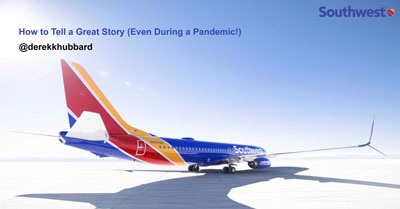 How to Tell a Great Story (Even During a Pandemic!)