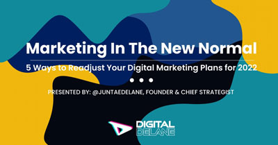 5 Ways to Readjust Your Content Marketing Plans for 2022