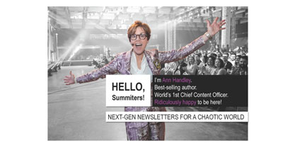 Keynote: The Future of Email Newsletters: Next-Gen Newsletters for a Chaotic World