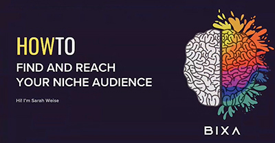 How to Find and Reach Your Niche Audience