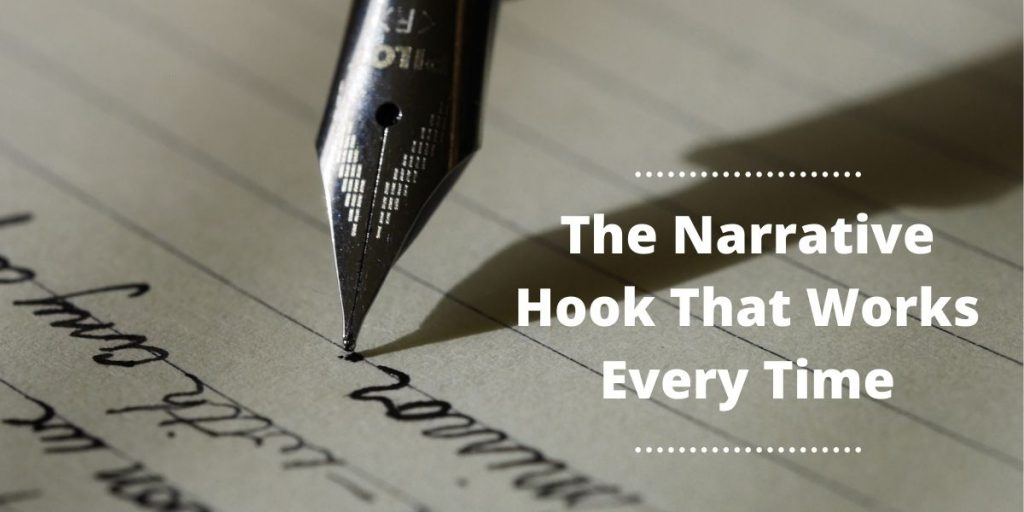 The Storytelling Hook that Works Every Time - Feature