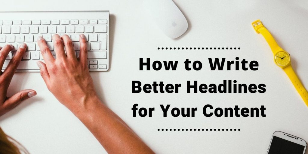 Ultimate Guide to Writing Headlines - Feature