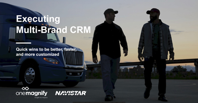 Executing Multi-Brand CRM: Quick Wins to be Better, Faster and More Customized