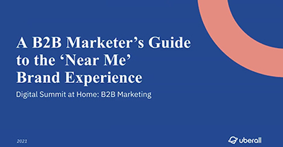 """How B2B Marketers Can Leverage """"Near Me"""" Searches"""