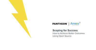Scoping for Success: How to Achieve Better Outcomes Using Open Source