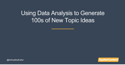 Strategies to Gain 100 New B2B Topic Ideas For Your Blog