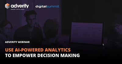 Use AI-Powered Analytics to Empower Your Decision Making
