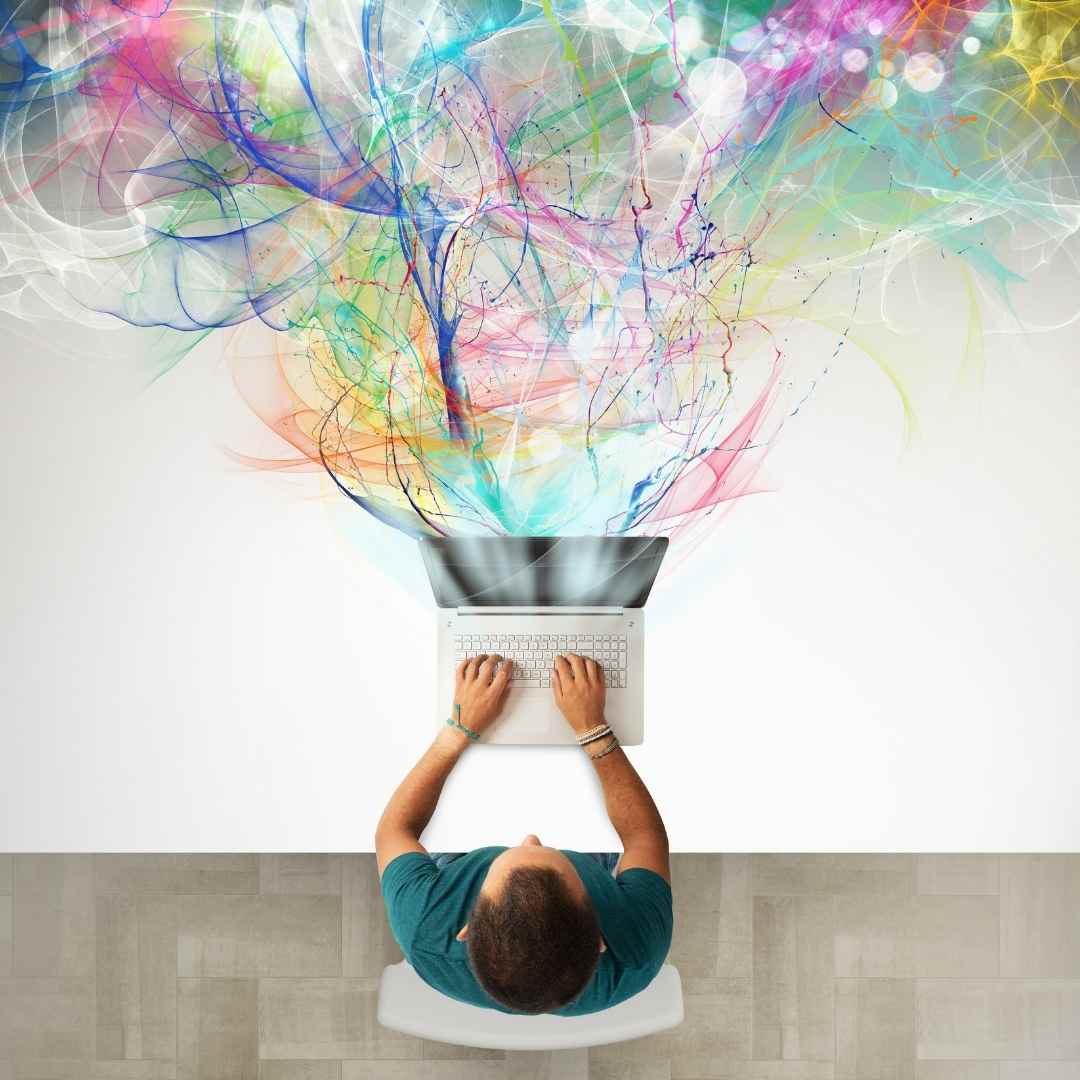 More Brain, Less Storm: The Power Of The Creative Process