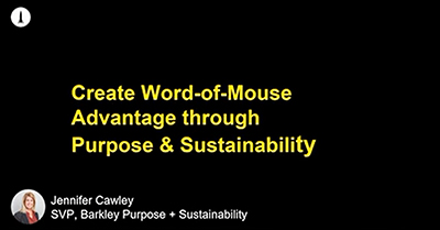 """Create """"Word-Of-Mouse Advantage"""""""