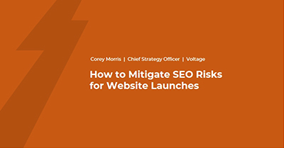 How to Mitigate SEO Risks for Website Launches