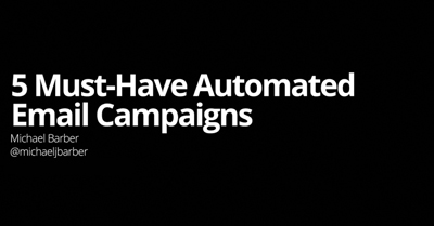 Automated Email Campaigns for Every Organization