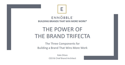 The Power of the Brand Trifecta: Components for a Brand