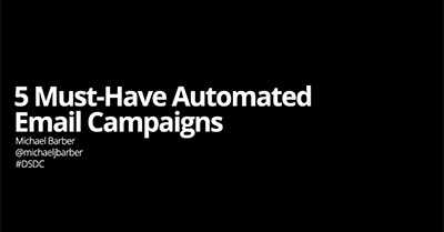 Must-Have Automated Email Campaigns for Every Organization