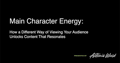 Viewing Your Audience Unlocks Content That Resonates